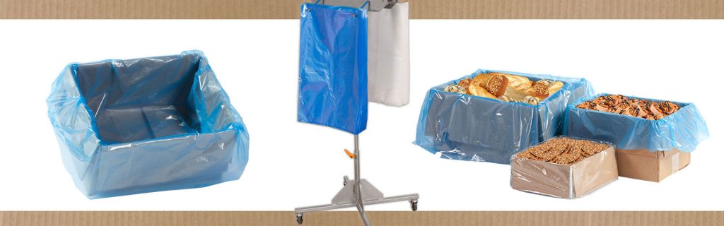 Box Liners & EasyLine Manual Bag Placement System
